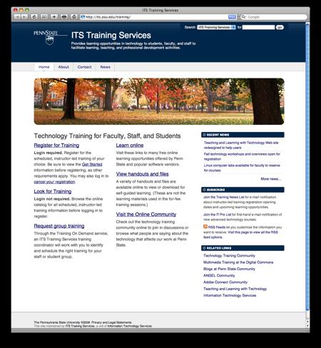 ITS Training Services via MT
